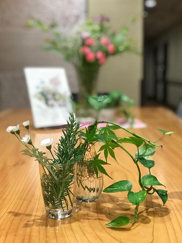5月8日 お花の香りを楽しむ会