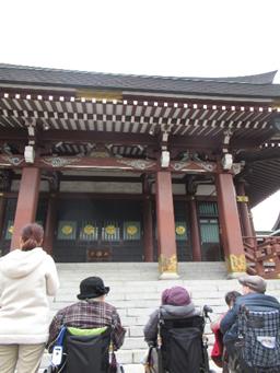 「東京大仏参拝」