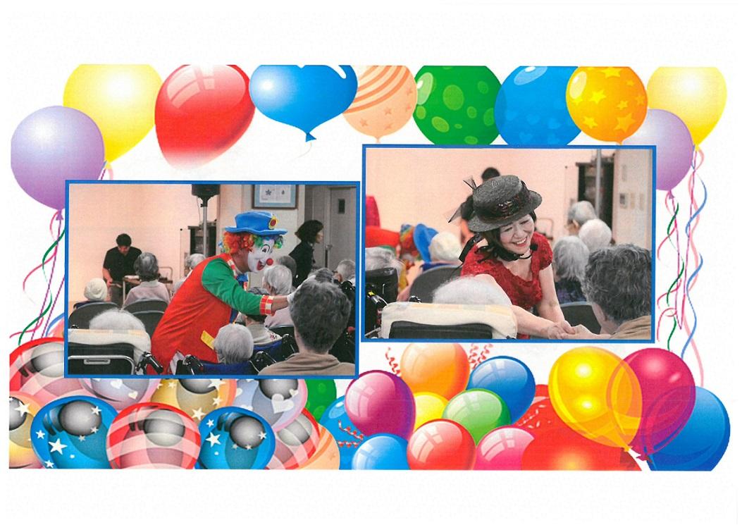 7月14日 楽しい「腹話術&マジックショー」を開催しました。